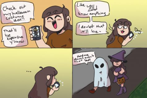 Halloween Costumes [Comic]