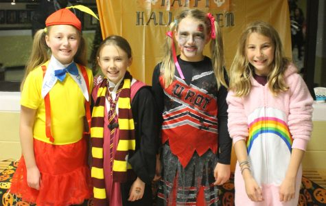 On Oct. 26, FHN hosted Trick or Treat Street.