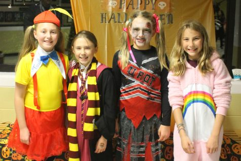 The End of Trick-or-Treat at FHN