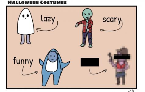 Halloween Costumes [Comic]