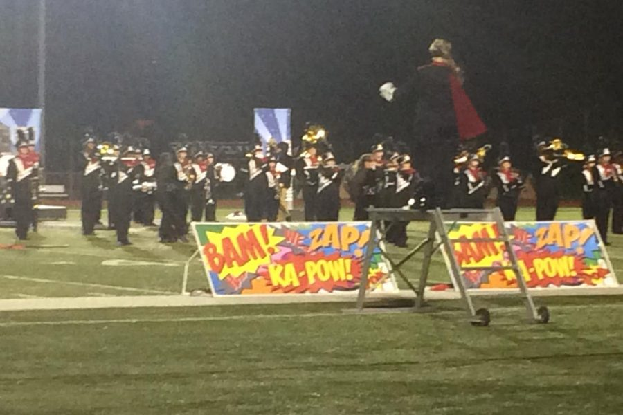 Hazelwood+High+School%27s+%22Marching+Wildcats%22+perform+at+Music+in+Motion.