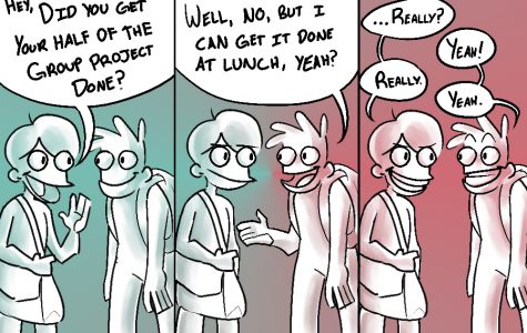 Bad Group Members [Comic]