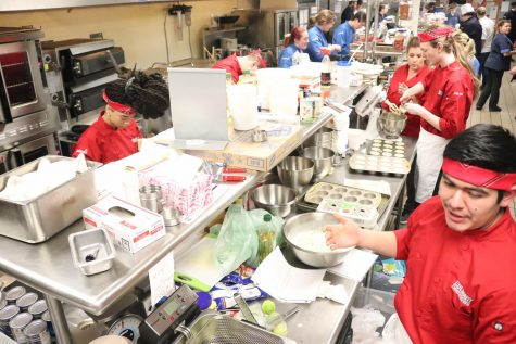 Iron Chef Competition [Photo Gallery]