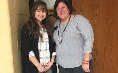 FHN Alumna Mikayla Weiss Becomes a Student Teacher at FHN