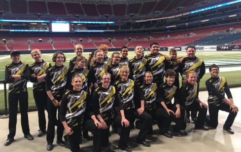 Marching Band Places Forty-Second at Bands of America Competition