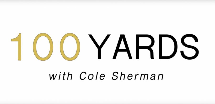 100 Yards: Corrine Stevens