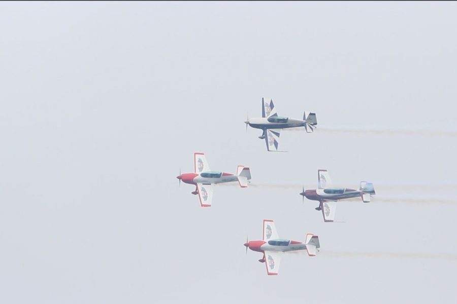 How an Airshow Impacts A Community