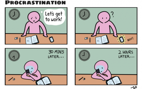 Procrastination [Comic]