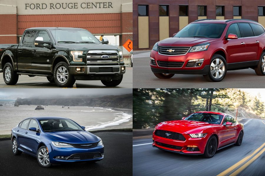 What I'm Interested In: Cars and Trucks