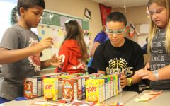 Henderson Elementary Helps Students in Need With Bear Necessities