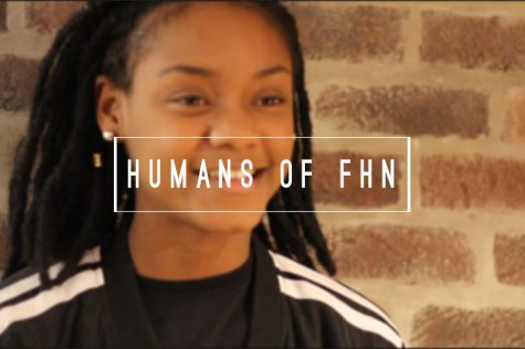 Humans of FHN | Essence Green
