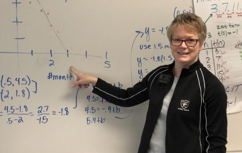 Math Teacher Patty Bartell Pumps Students Up on Test Days With Signature Song