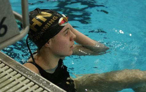 FHN's Girls Swim Team Competes for Three Days in a Row