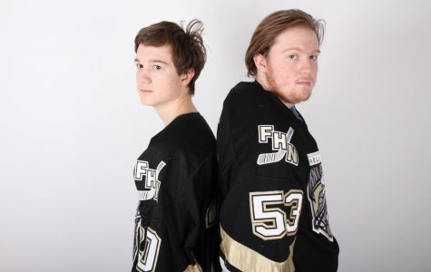 Siblings Brett and Matt Wells Share a Passion for Hockey