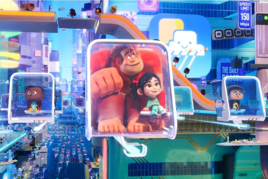 """Ralph Breaks the Internet"" Exceeds Expectations"