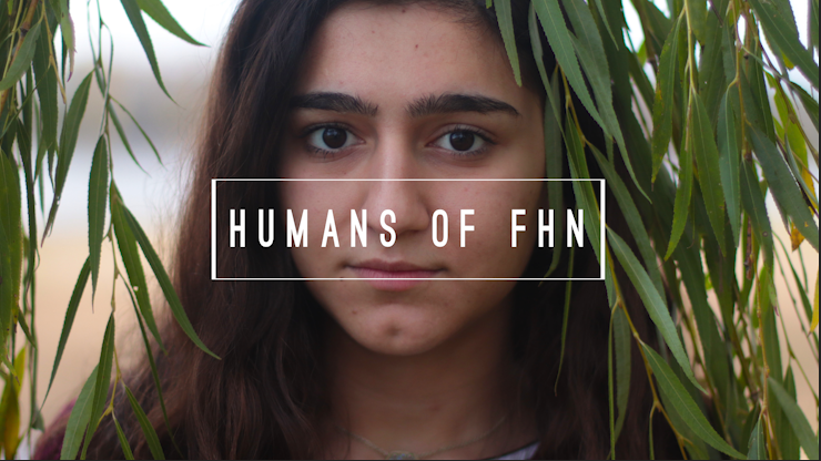 Humans of FHN: Mariam Hamdan