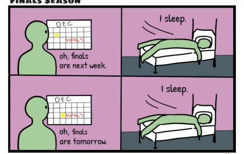 Finals Season [Comic]