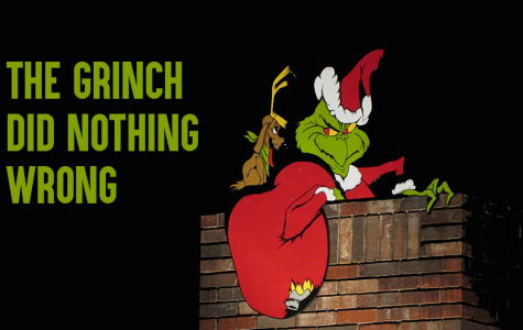 The Grinch Did Nothing Wrong