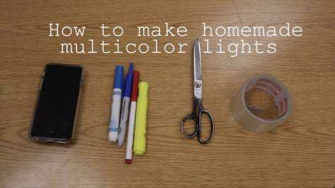 How to Make Multicolored Lights