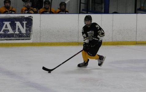 1-27 JV Hockey vs Oakville [Photo Gallery]