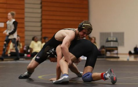 Wrestling Attends MICDS Tournament