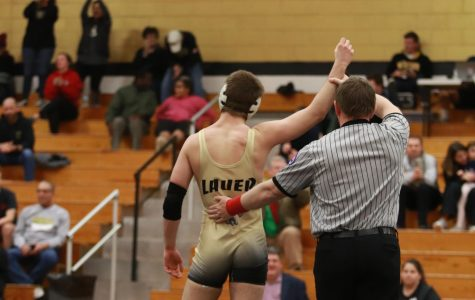 Knights Wrestling Falls to Howell in Last Home Duel of Season