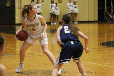 1-29 JV Girls Basketball vs FHC [Photo Gallery]