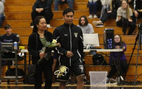 Senior Thadeus Meneses Talks About his Journey to State
