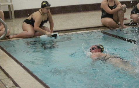 Swim Team Wraps Up Season With High Hopes