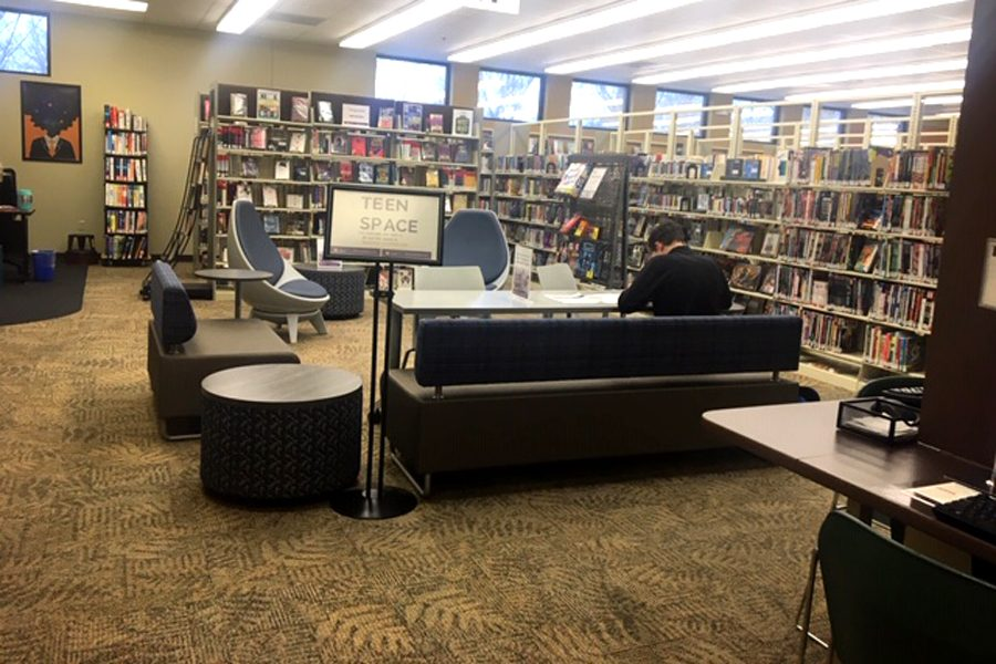 McClay+Branch+library+updates+community+teen+room.+The+teen+room+is+meant+to+bring+together+teens+in+a+safe+place+to+relax%2C+finish+homework%2C+socialize+and+participate+in+crafts+and+club+activities.