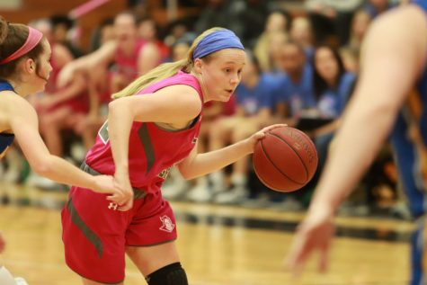 Varsity Girls Basketball Statistics [Infographic]