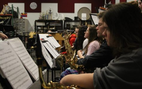 Jazz Band Goes To  National Competition