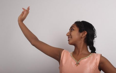 Freshman Amoolya Pandurangi Does a Classical Style of Dance
