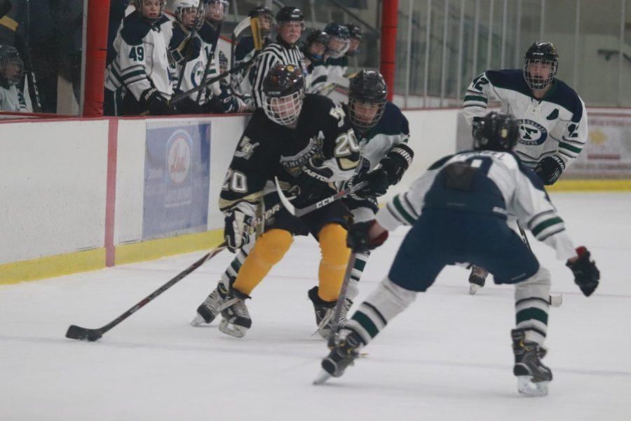 2-8 Varsity Hockey vs Timberland [Photo Gallery]