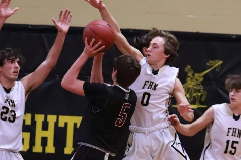 01/23 Varsity Boys Basketball vs. FZN [ Photo Gallery ]