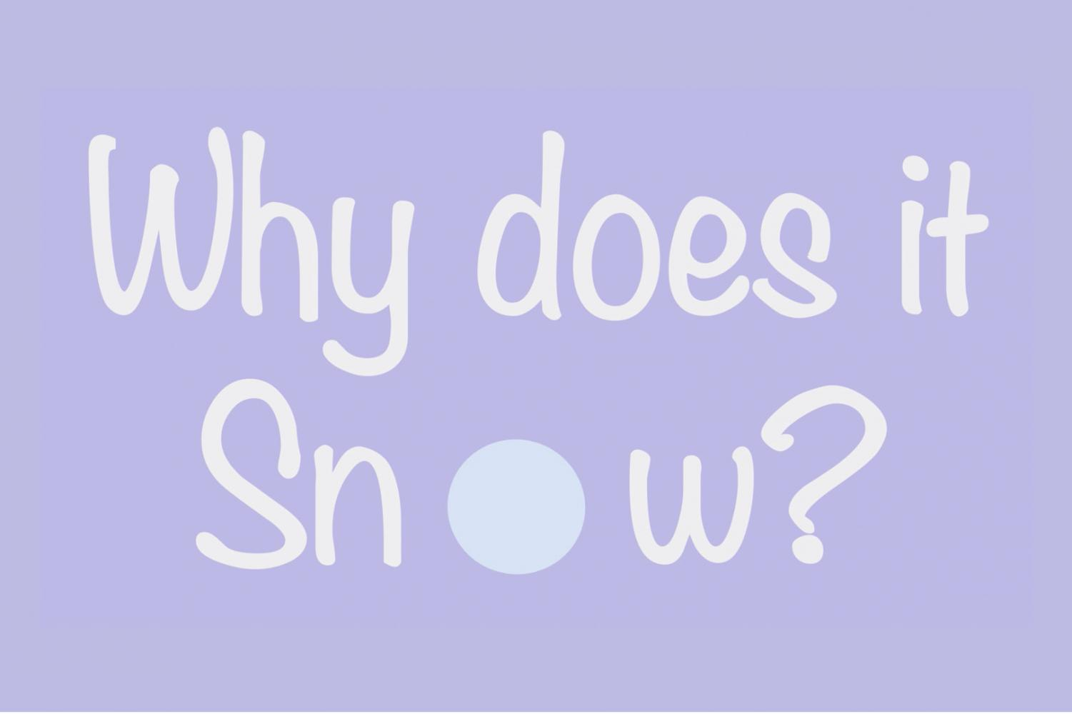 Why Does It Snow? A Guide to How Snow Is Made