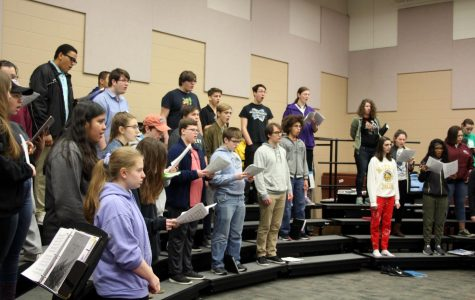FHN Choir Performs At Carnegie Hall