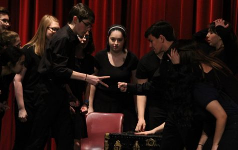 FHN Drama Club Defeats FHC in Battle of the Howells
