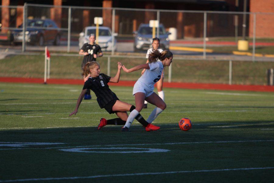 3-26 Varsity Girls Soccer vs FHC [Photo Gallery]