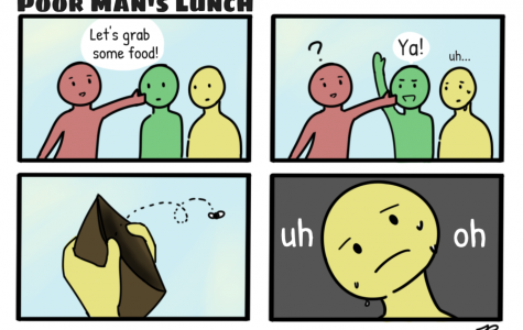 Poor Man's Lunch [Comic]