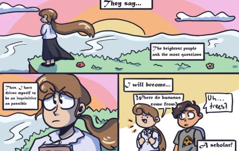 Stupid Questions [Comic]