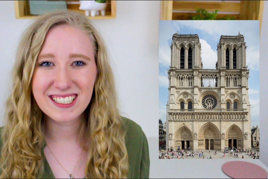 The Hood Report: Notre Dame Cathedral Burns