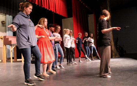 "FHN Performing Arts Departments Collaborate in ""The Addams Family"""
