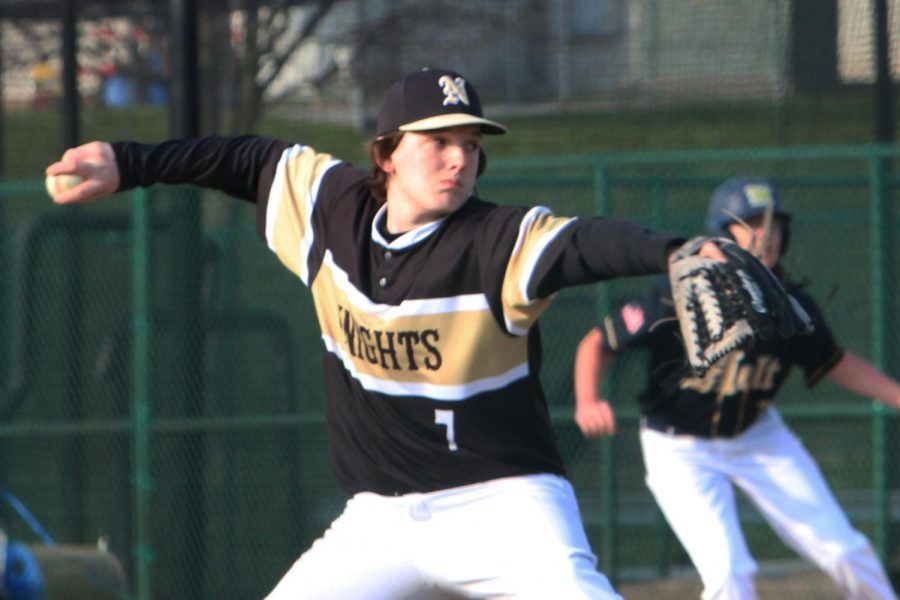 4-3 JV Baseball vs Holt [Photo Gallery]