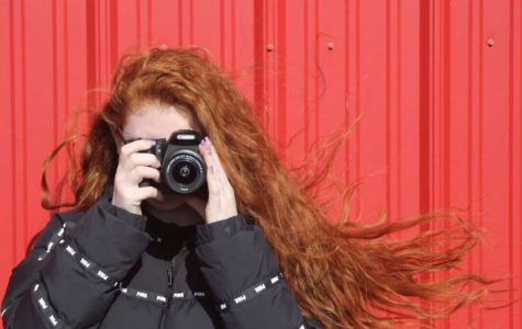 Senior Gabby Reed Started a Small Photography Business