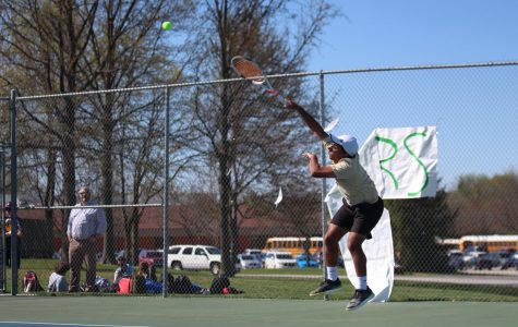 Tennis Takes Road Back To State