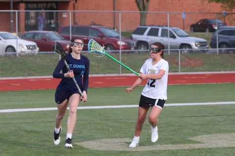 4-1 JV Girls Lacrosse vs St. Dominic [Photo Gallery]