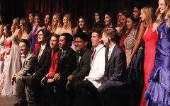 Junior Delegates Prepare for Prom