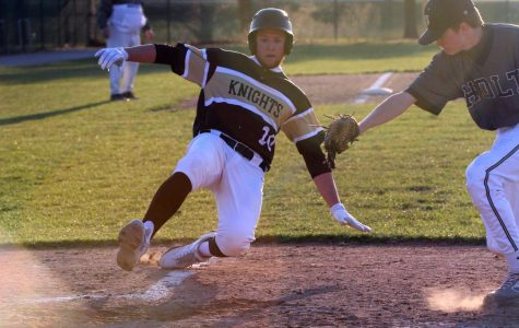 4-2 Varsity Baseball vs Holt [Photo Gallery]