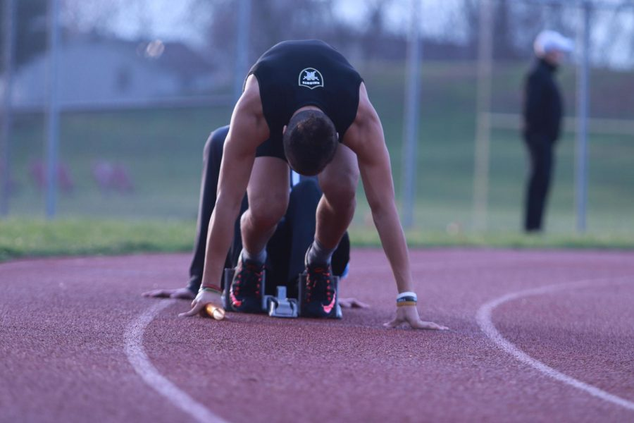3-29 Track FHN Knights Relay [Photo Gallery]